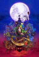 The Legend of Zelda Majora's Mask 3D - Artwork 01 (No logo)