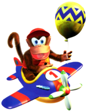 Diddy Kong (Diddy Kong Racing)
