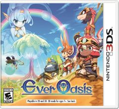 Ever Oasis (NA)