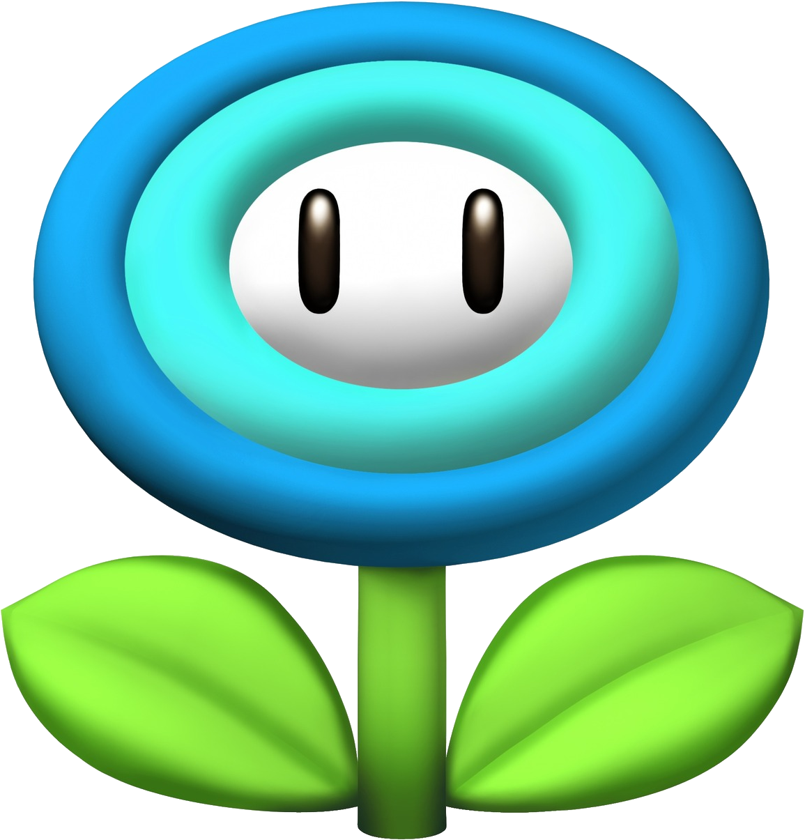Image - Ice Flower Artwork - New Super Mario Bros. Wii.png ...