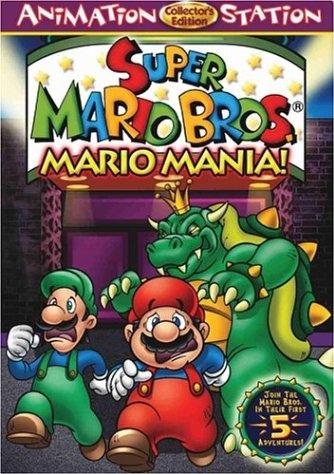 The Super Mario Bros Super Show Video Releases Nintendo Fandom