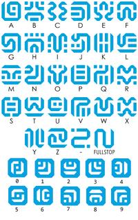 -BotW Sheikah Language