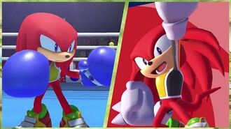 All 24 Events (Knuckles gameplay) Mario & Sonic at the Olympic Games Tokyo 2020 (Switch)