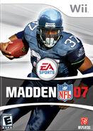 Madden NFL 07 (Wii) (NA)