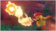 Mario odyssey fire bro