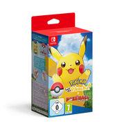Pokémon Let's Go, Pikachu! + Pokéball Plus (UK)