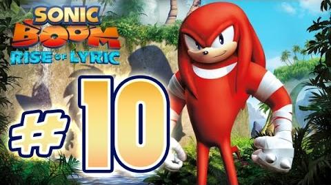 Sonic Boom Rise of Lyric (WiiU) Gameplay No Commentary Walkthrough Part 10