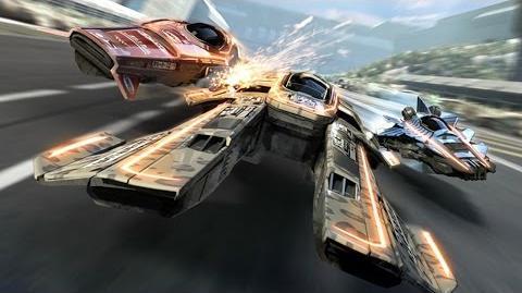 Meta dragon/FAST Racing Neo y un nuevo gameplay en la Gamescom 2015