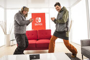 Nintendo Switch in Unexpected Places - Snowmass Ski Resort 5
