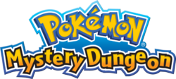 Pokémon Mystery Dungeon logo