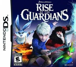 Rise of the Guardians ds (NA)