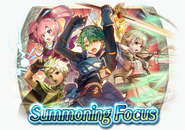Fire Emblem Heroes - Summoning Banner - Resonating Fangs Tempest Trials