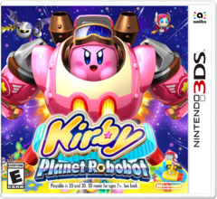 Kirby Planet Robobot (NA)