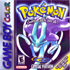 Pokemon Crystal (NA)