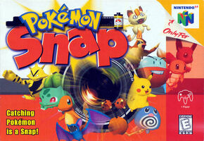 Pokemon Snap (NA)