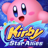 Release Icon - Kirby Star Allies