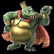 SSBUlt King K Rool