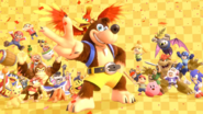 Super Smash Bros Ultimate – Banjo-Kazooie Reveal Trailer E3 2019 2-3 screenshot