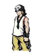 The World Ends with You Final Remix - Character Art - Beat 6