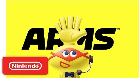 ARMS – Nintendo Direct 4.12