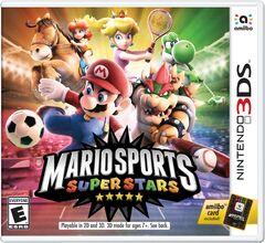 Caratula americana de Mario Sports Superstars