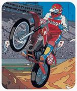 Excitebiker Sticker