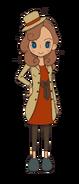 Layton's Mystery Journey Katrielle and the Millionaires' Conspiracy - Katrielle Layton
