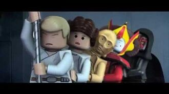 Lego Star Wars II A New Hope Commercial