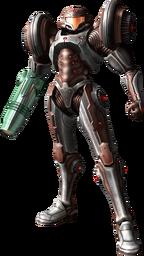 MP2 Dark Suit