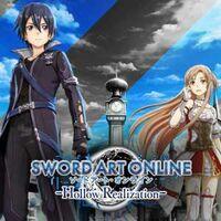 Sword art online hollow realization logo