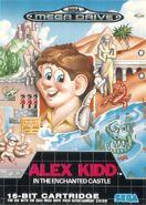 Alex Kidd in the Enchanted Castle MD