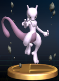 Mewtwo - Trofeo (Brawl)
