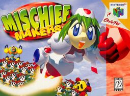 N64 Mischief Makers (NA)