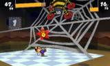 Big Scuttle Bug (Paper Mario Sticker Star)