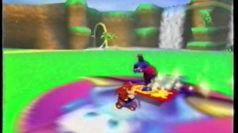 Diddy Kong Racing Ger Commercial-0