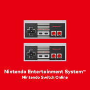 Nintendo Switch Online - Nintendo Entertainment System