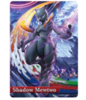 Shadow Mewtwo Amiibo Card