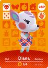 Animal Crossing Amiibo Card 089