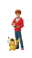 Detective Pikachu - Character artwork 03