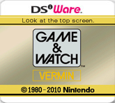Game and Watch Vermin