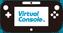 Icono de Consola Virtual (Wii U)