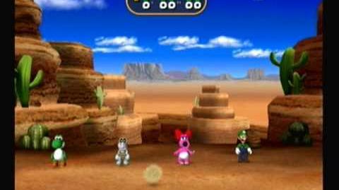 Mario Party 7 - Pokey Pummel