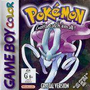 Pokemon Crystal (AU)