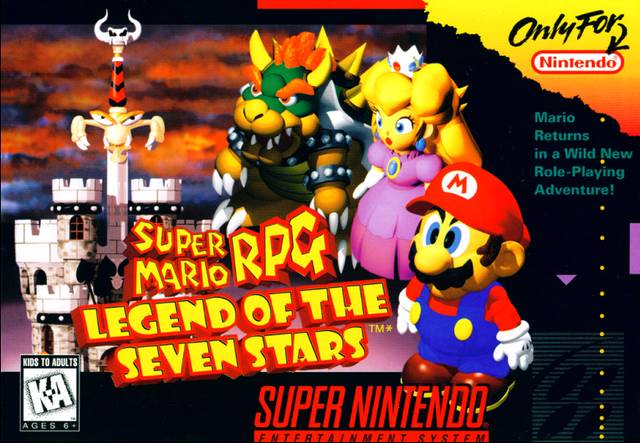 Super Mario RPG: Legend of the Seven Stars | Nintendo | FANDOM