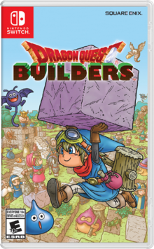 Dragon Quest Builders Switch (NA)