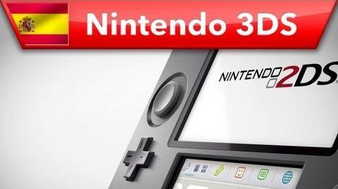 Nintendo 2DS - Trailer de lanzamiento (Nintendo 3DS)