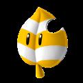 SM3DL GoldenSuperLeaf