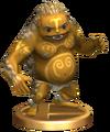 SSBB Goron Trophy
