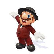 Super Mario Odyssey - Luigi's Balloon World - Mario 03