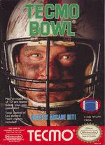 Tecmo Bowl (NES) (NA)